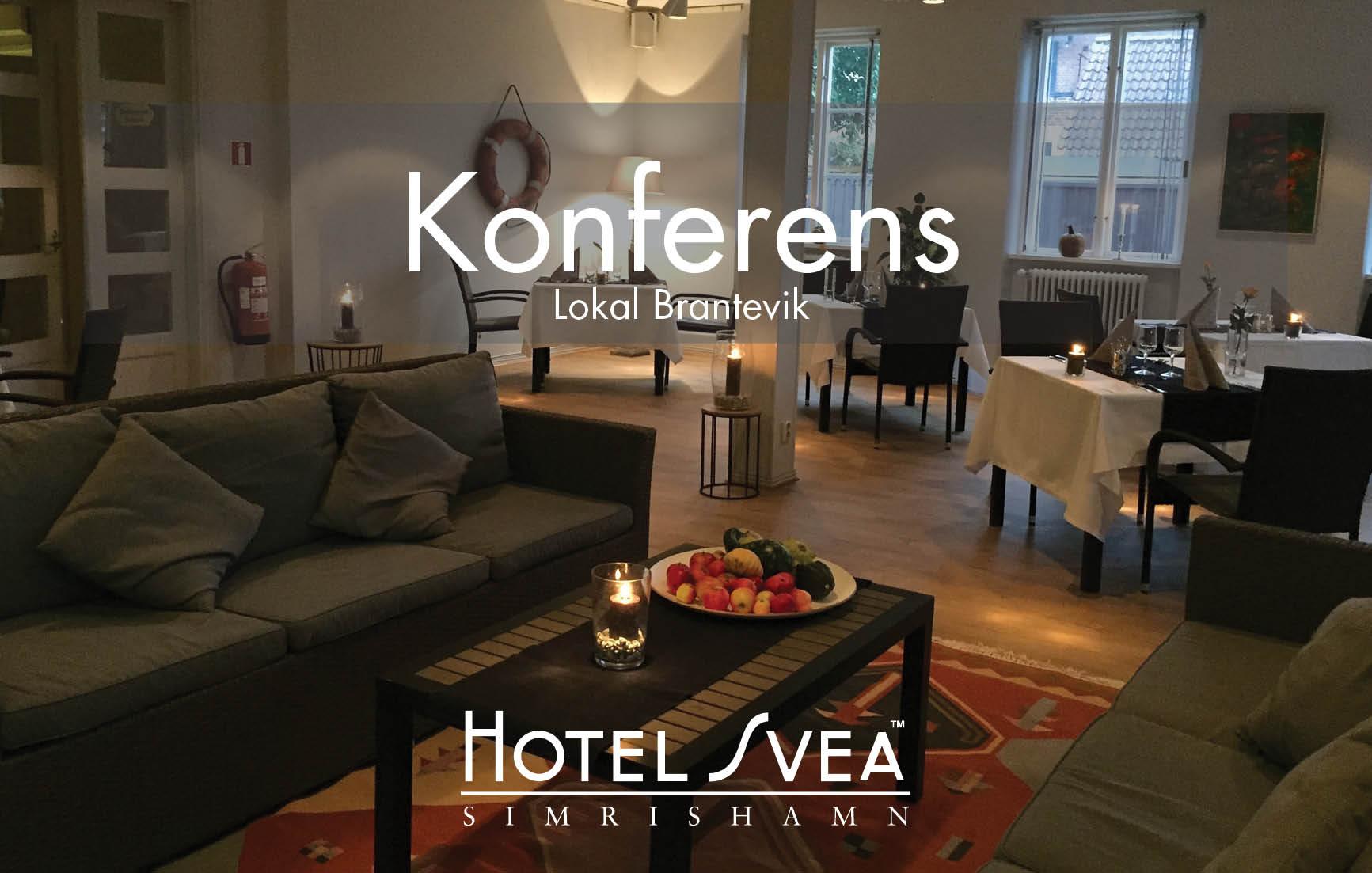 Hotel Sveas Konferens och festlokaler