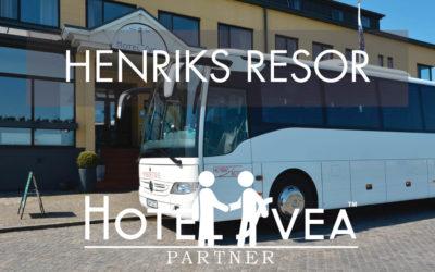 Henriks Resor ett bussbolag på Österlen