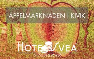 Äppelmarknaden på Hotel Svea